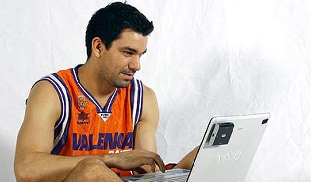 Rafa Martínez - Capitán del Valencia Basket
