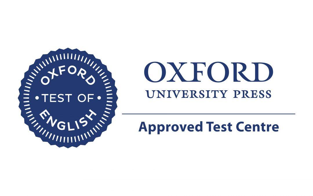 Centro Examinador Oxford