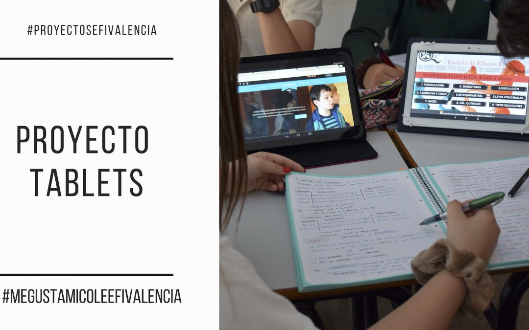 proyecto tablet