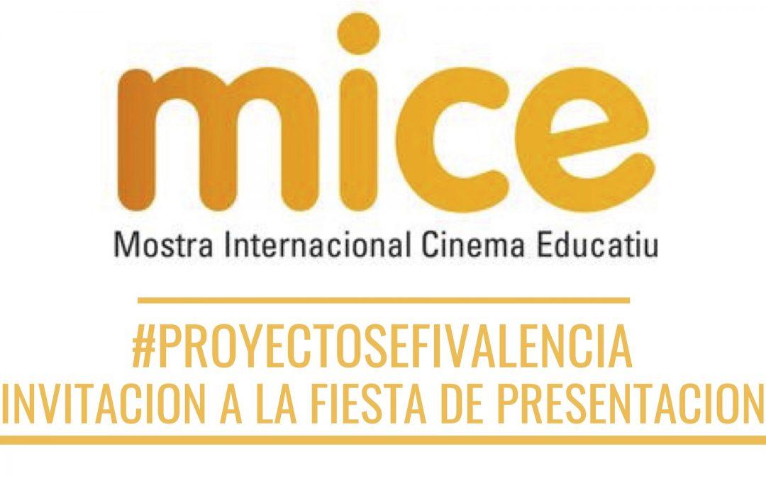 proyectos invitacion mice