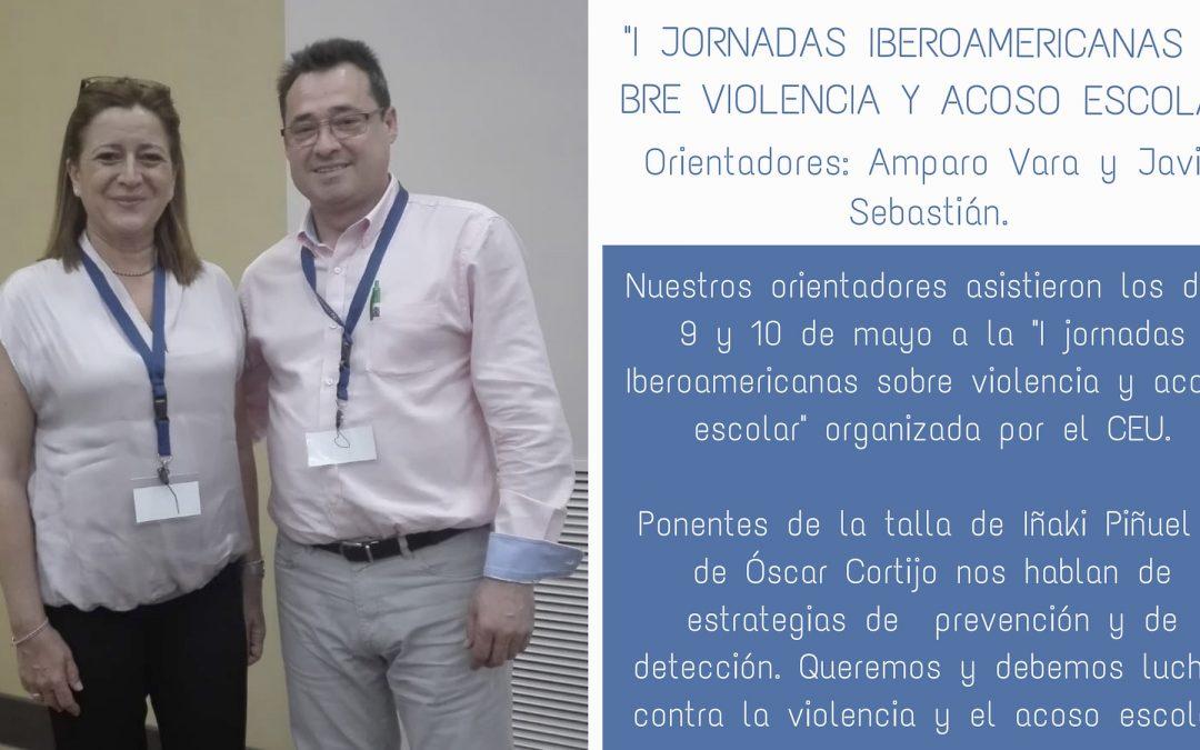 1906 i jornadas iberoamericanas acoso escolar